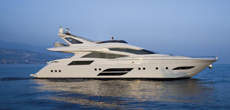 Kaijou Charter Yacht