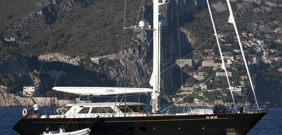 Heritage M Charter Yacht