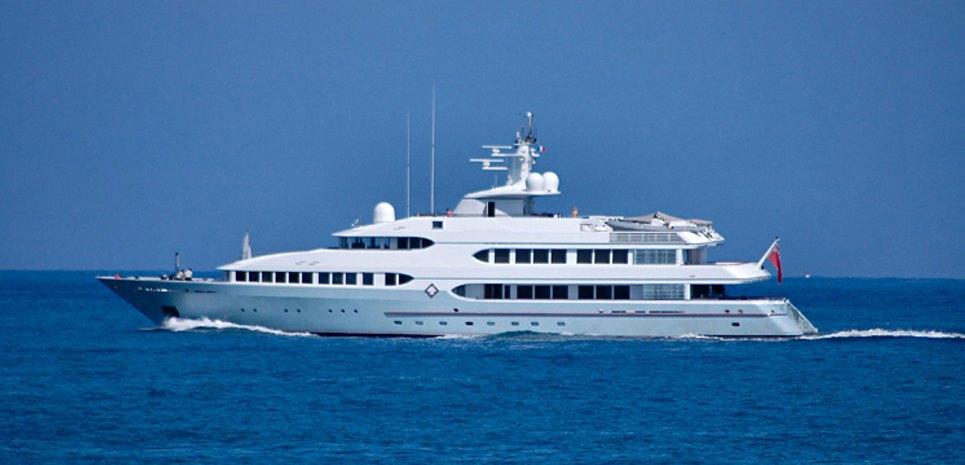 Samax Charter Yacht