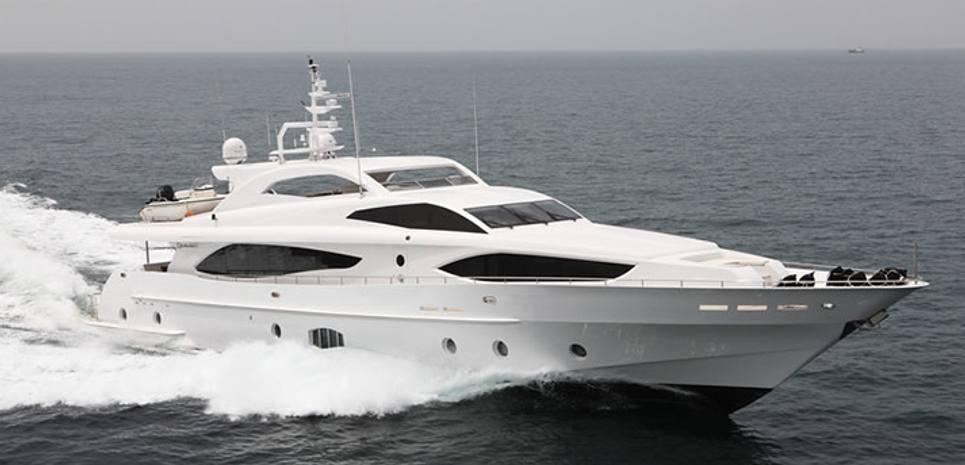 Saif 3 Charter Yacht