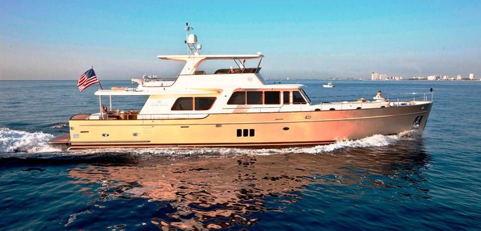 Vicem 92 Charter Yacht