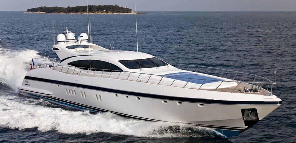 S Charter Yacht