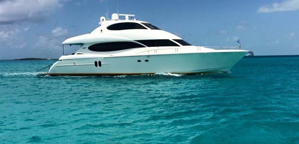 Lucky Seven Charter Yacht