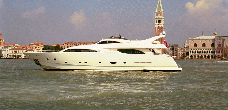 Tomorrow We Ride Charter Yacht