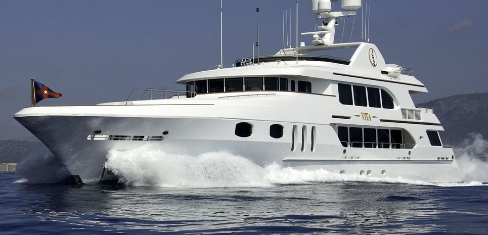Pipe Dreams Charter Yacht