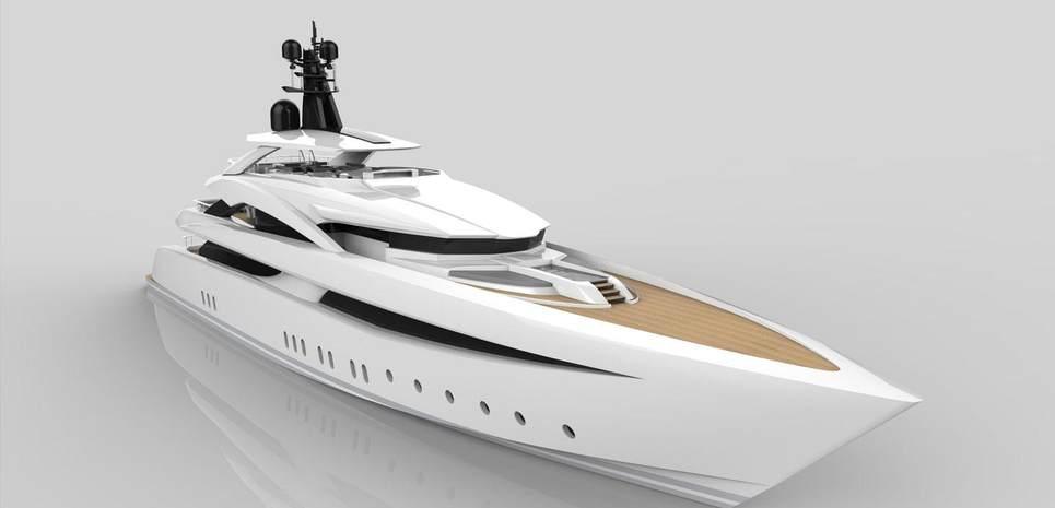 Columbus Oceanic 50M Charter Yacht