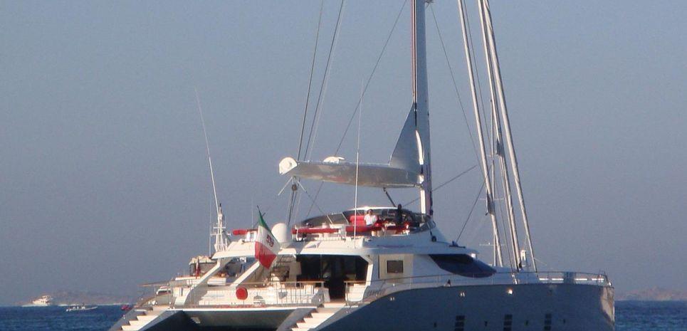 La Stella Del Diavolo Charter Yacht