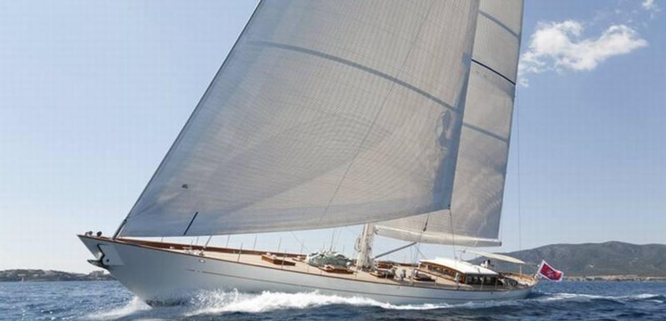 Aurelius 111 Charter Yacht