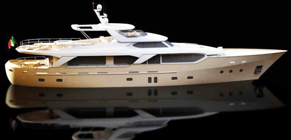 BlueBerry Charter Yacht