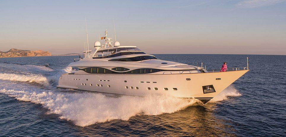 Always Believe Charter Yacht