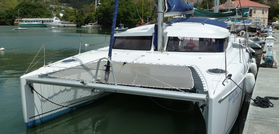 Golden Dawn Charter Yacht