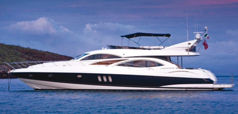 La Odisea Charter Yacht