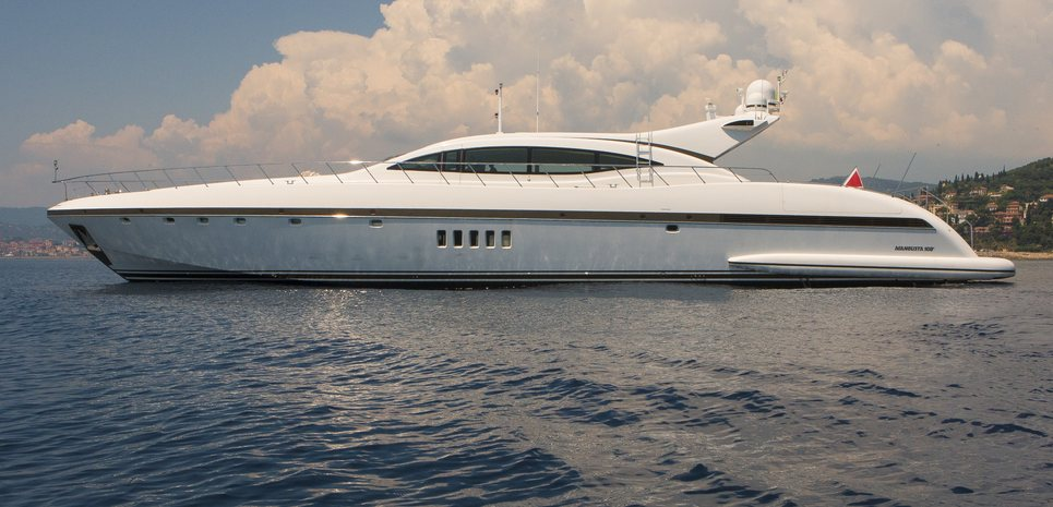 Hercules 1 Yacht Photos 33m Luxury Motor Yacht For Charter