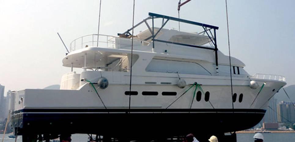 Bravo 84 Charter Yacht