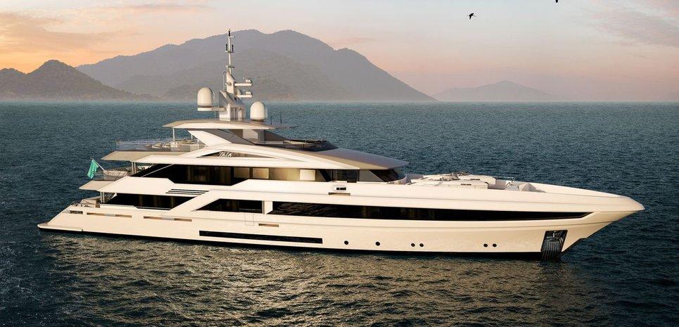 Project Tala Charter Yacht