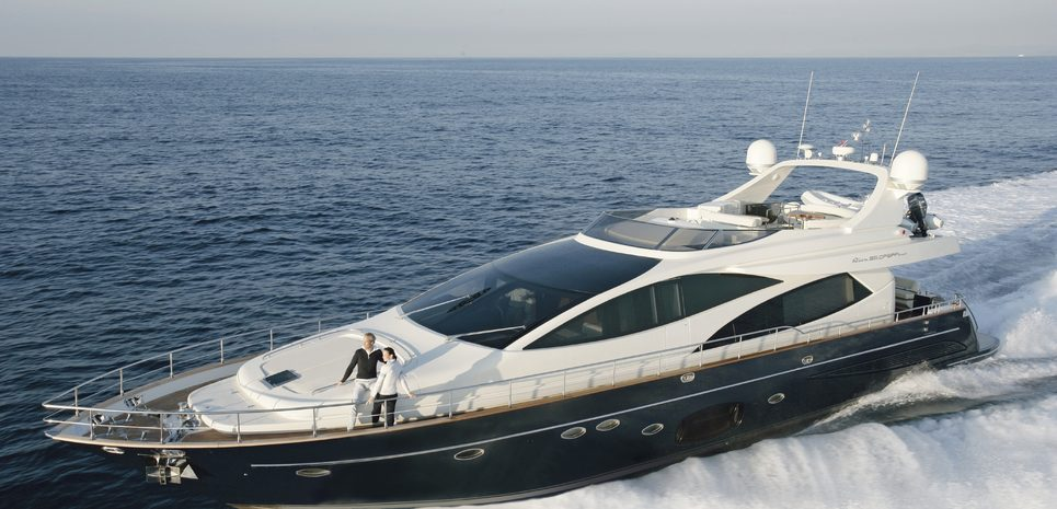 Giocattolo Charter Yacht