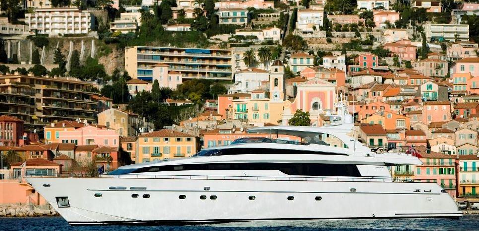 Titan II of London Charter Yacht