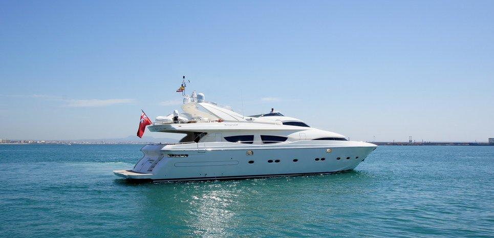 Albatroz Charter Yacht