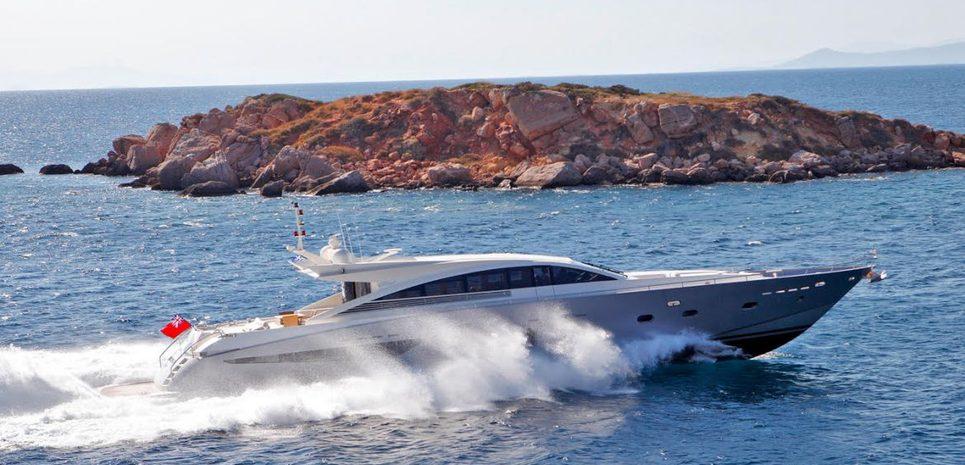 Sun Anemos Charter Yacht