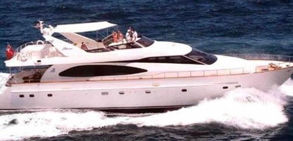Gealmar Charter Yacht