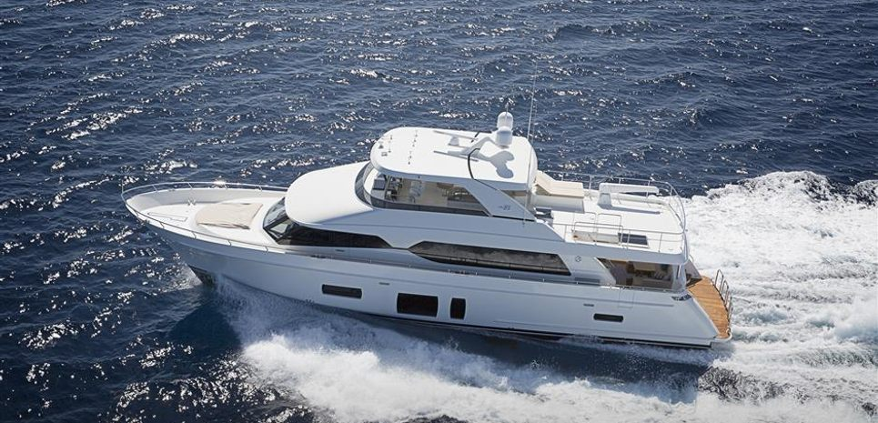 Seven Diamonds Charter Yacht