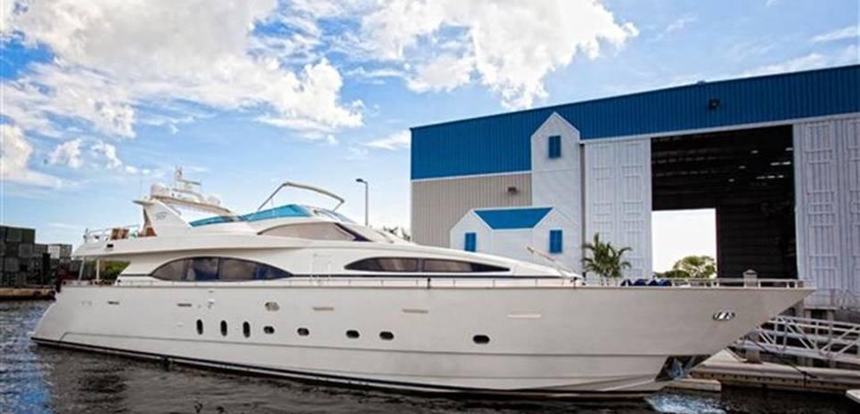 Daniela Charter Yacht