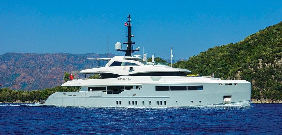 Giaola Lu Charter Yacht