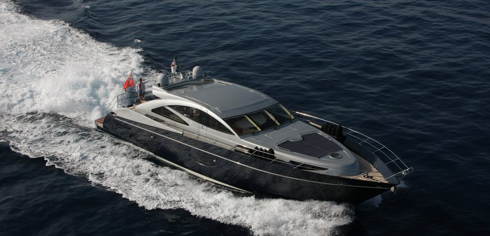 Oracle II Charter Yacht