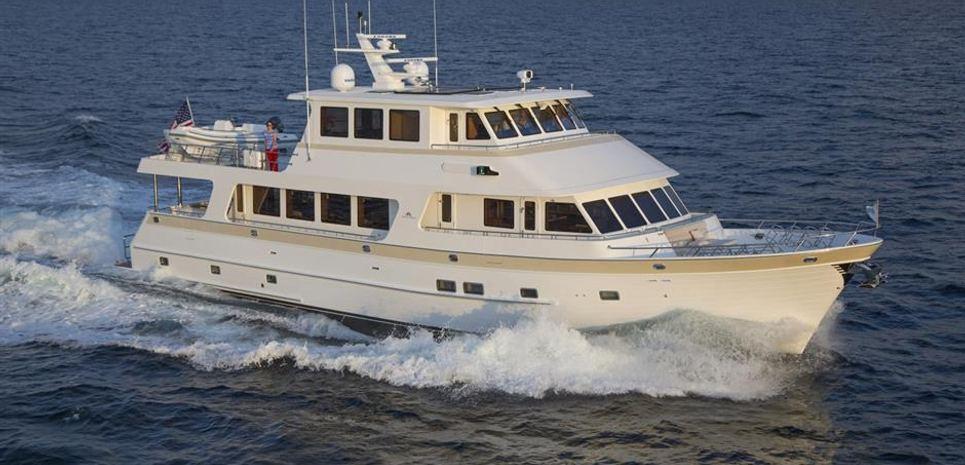Ruff Seas Charter Yacht