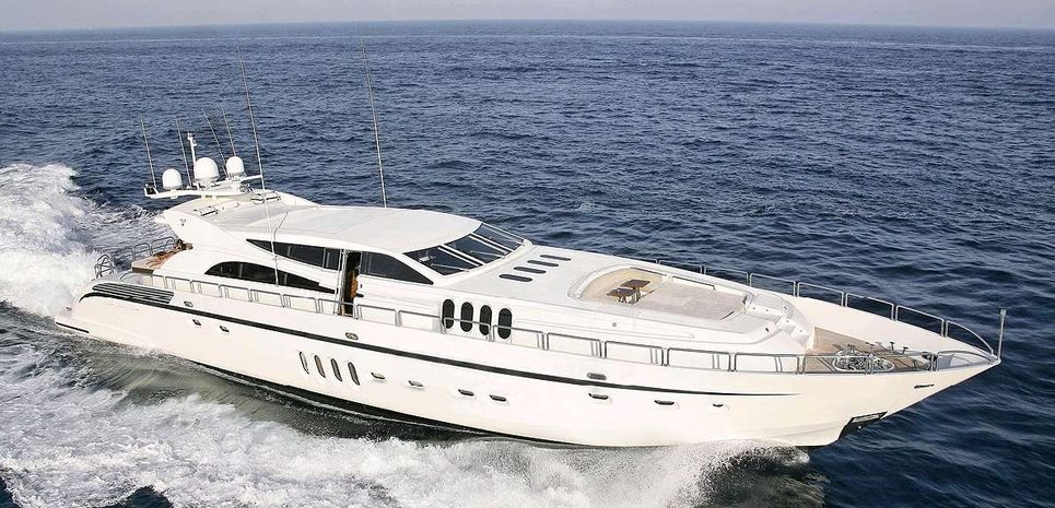 Vitamin Sea Charter Yacht