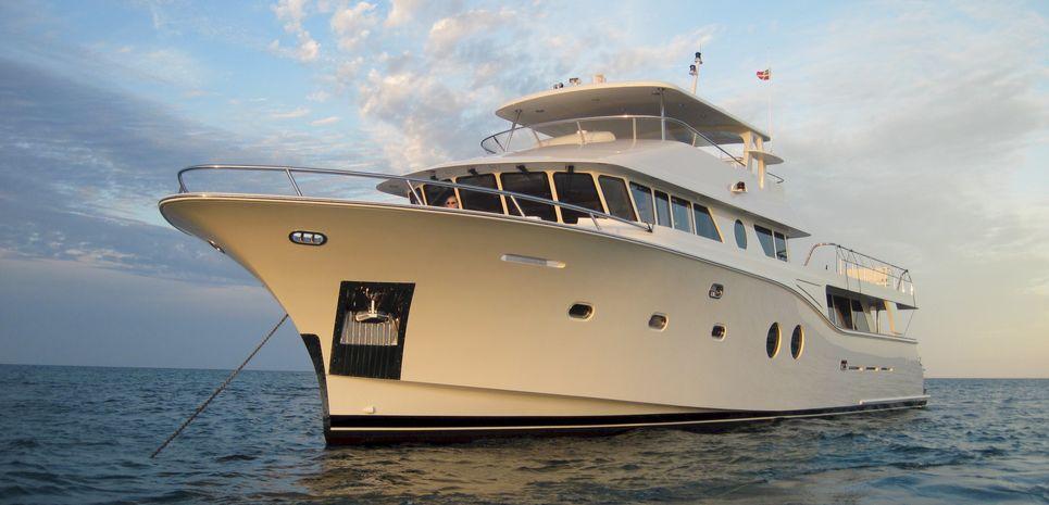 Adams 92' Charter Yacht