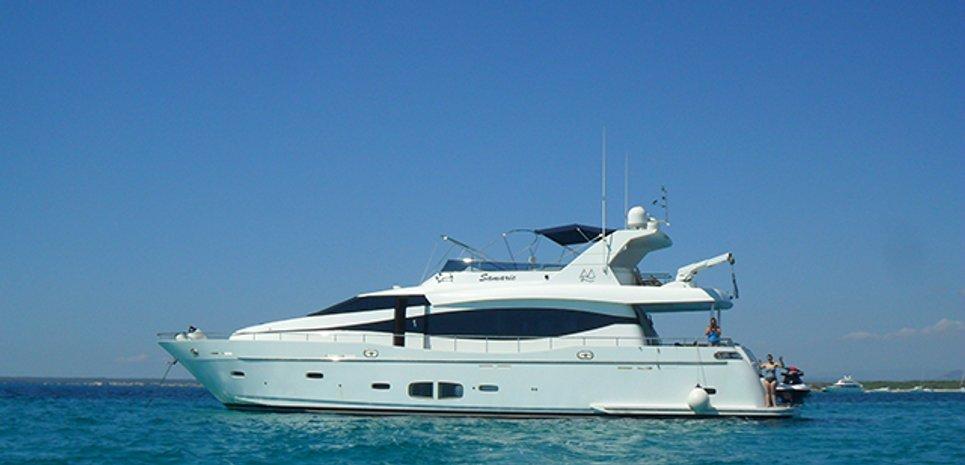 Samaric Charter Yacht