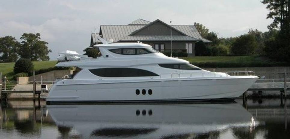 Second Generation Charter Yacht