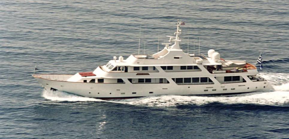 White Knight Charter Yacht