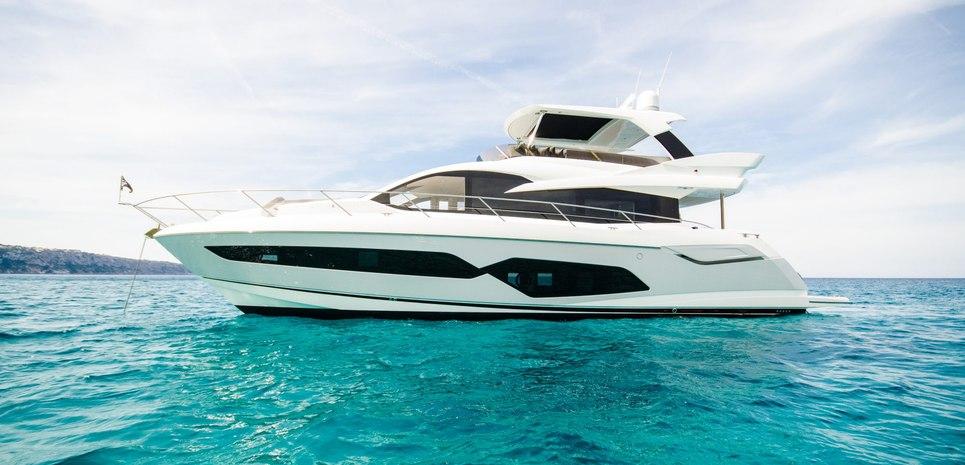Adriano Charter Yacht