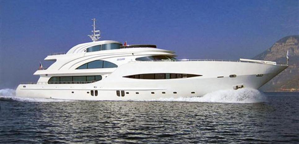 Rose Amore Charter Yacht