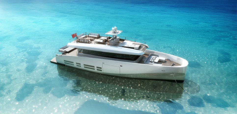 La Petite Ourse Charter Yacht