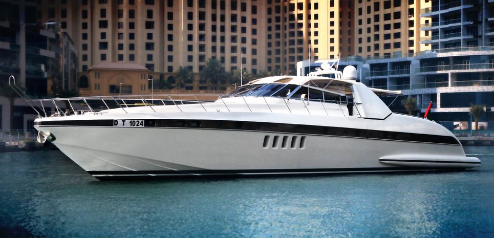 Time Out Monaco Charter Yacht