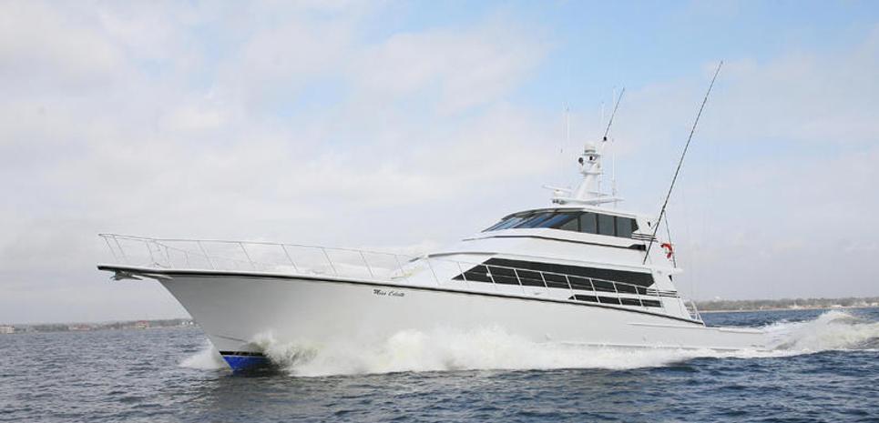 Miss Celeste Charter Yacht