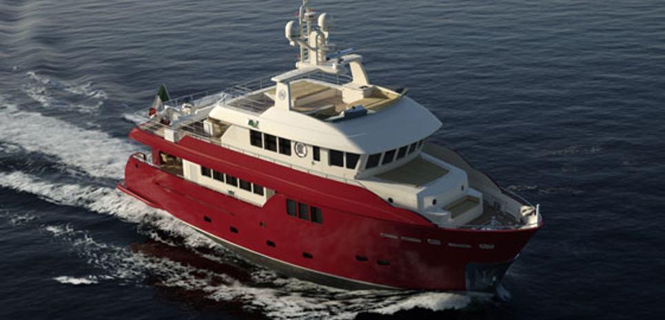 Vita di Mare 3 Charter Yacht