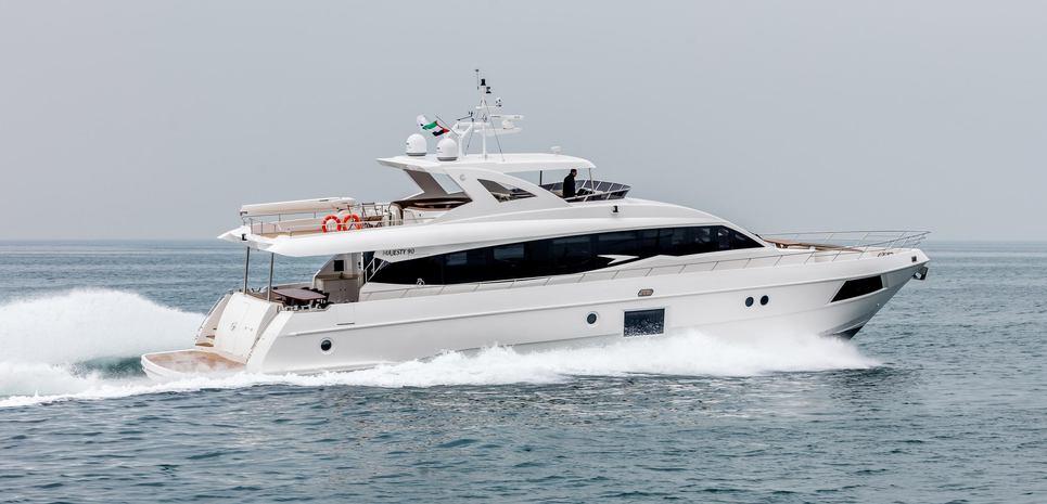 Saca Charter Yacht