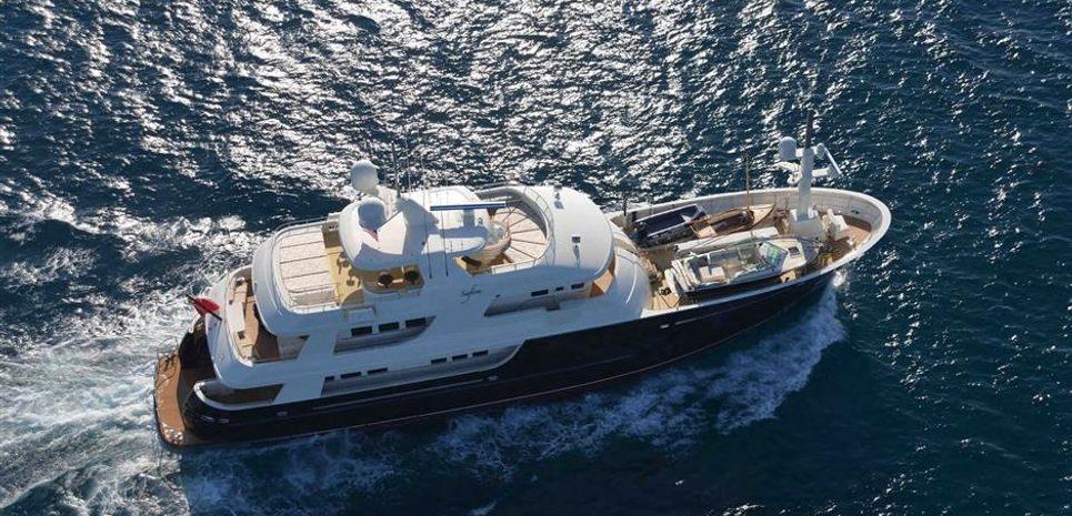 Safira Charter Yacht