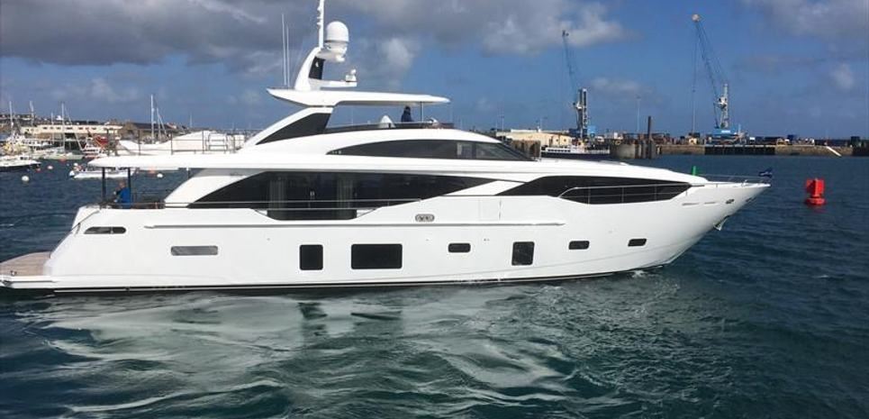 Metaquotes Charter Yacht