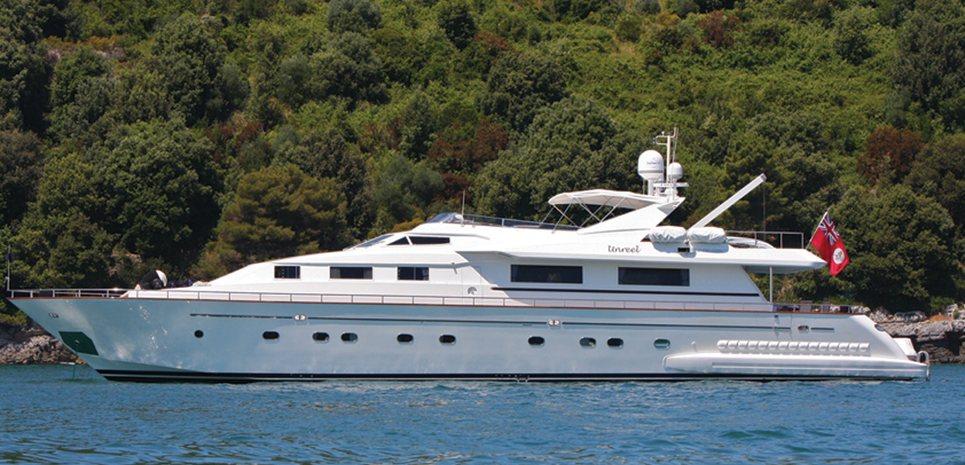 Johanna Charter Yacht