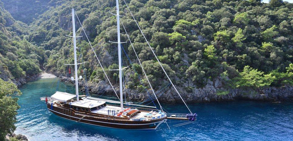 Lycian Queen Charter Yacht