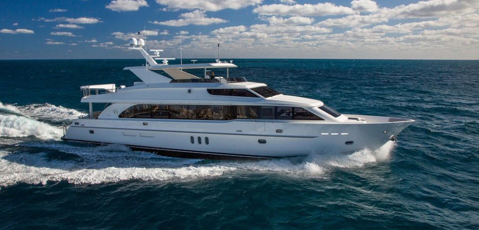 Cutting Edge Charter Yacht