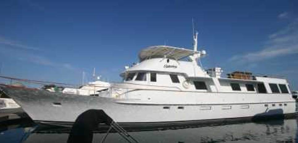 Enchantress Charter Yacht
