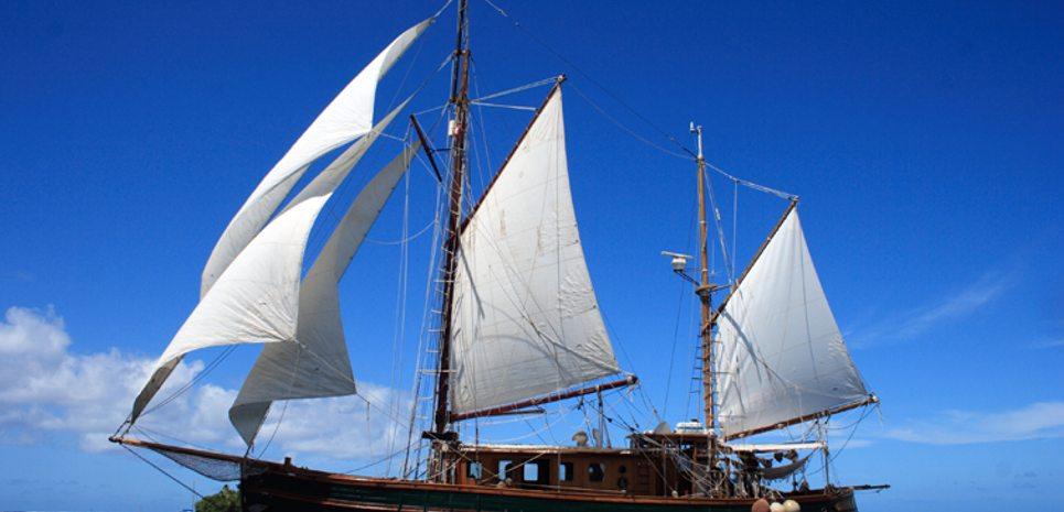Styrr Charter Yacht