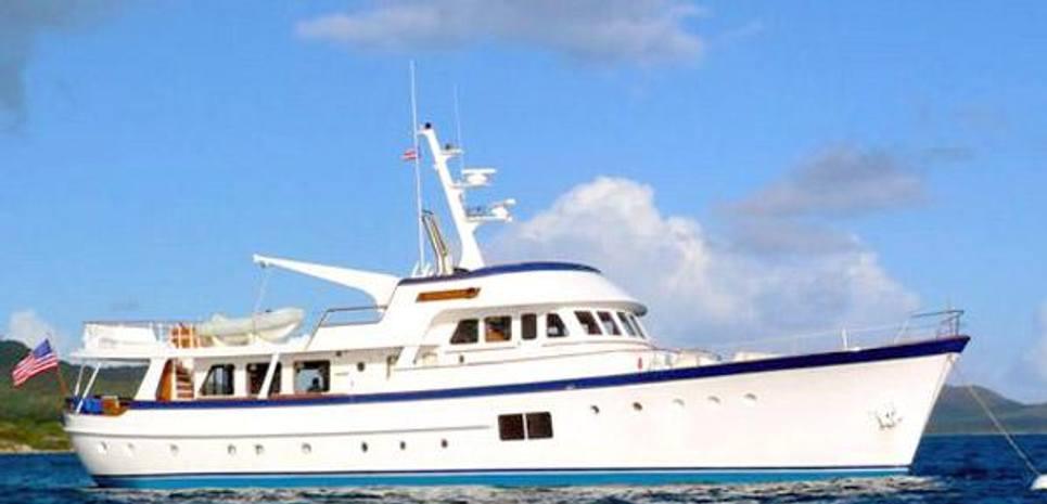 City Charter Yacht