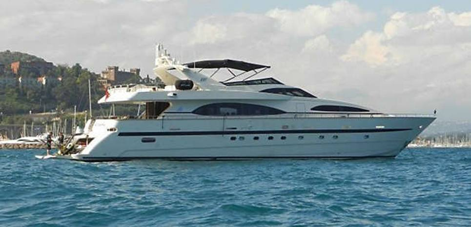 Accama Delta Charter Yacht